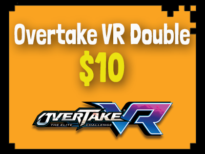 Overtake VR Double